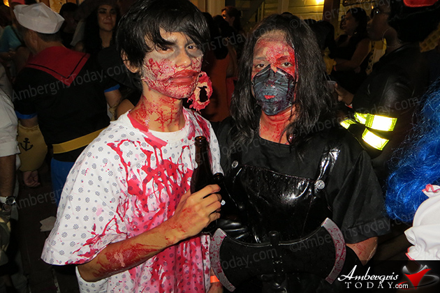 Best Halloween Parties Hosted by San Pedro Holiday Hotel