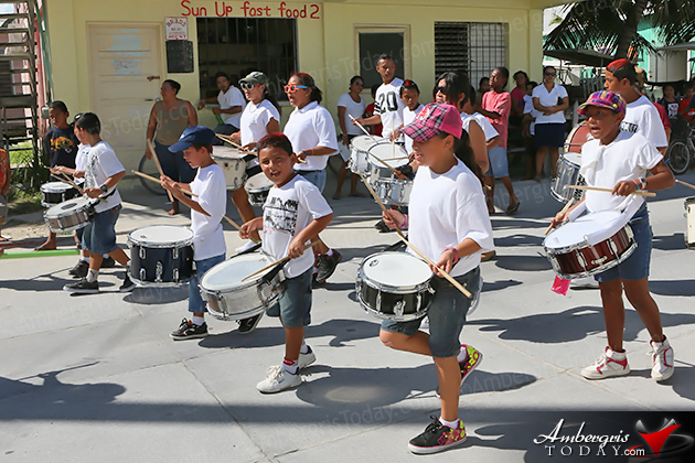 Isla Bonita Elementary School Marching Band Parade-Athon Fundraiser