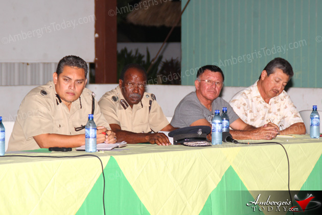 Outraged Island Residents Address High Crime to Police
