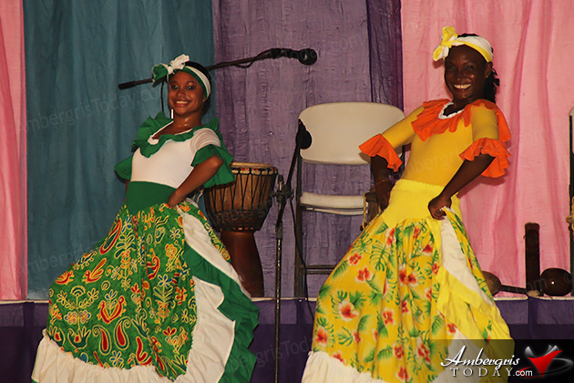 Belize Dance Company's Stellar Performance in San Pedro