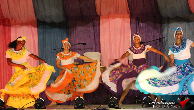 A Stellar Performance by The Belize Dance Company