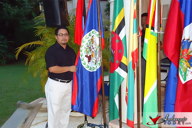 Dr. Javier Zuniga Leaves San Pedro to Continue Studies Abroad