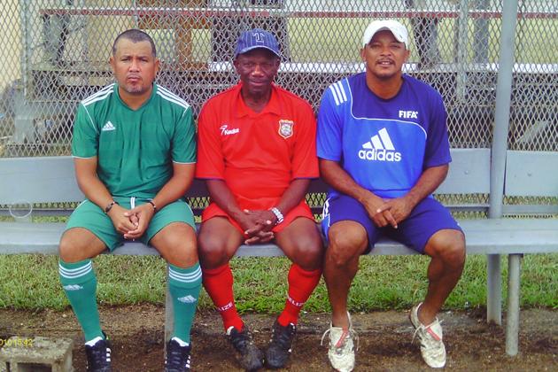 Belize National Football Team Technical Staff