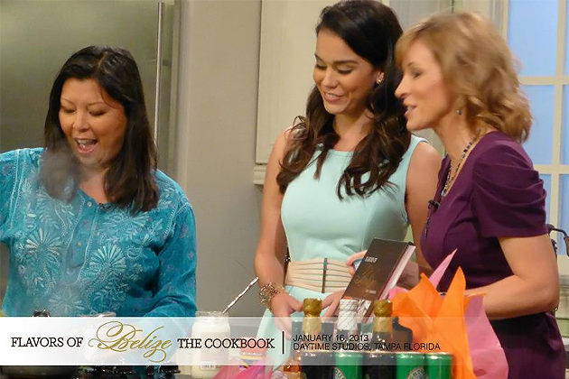 Flavors of Belize on Daytime TV!