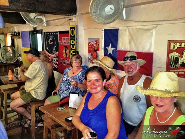 Jerry Jeff's Camp Belize 2013 Pickin' Parties