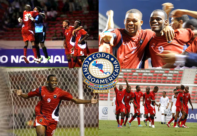 Belize National Football Team Makes History