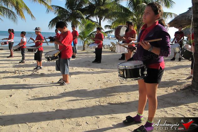 Major Donations for Isla Bonita All-Star Marching Band