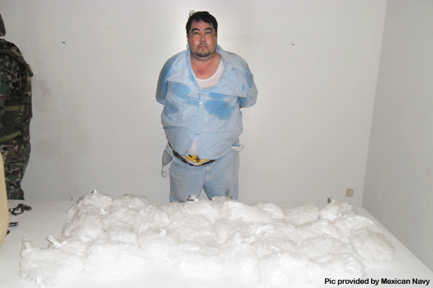 Mexican Drug Lords and Belizeans Caught in Major Drug Bust