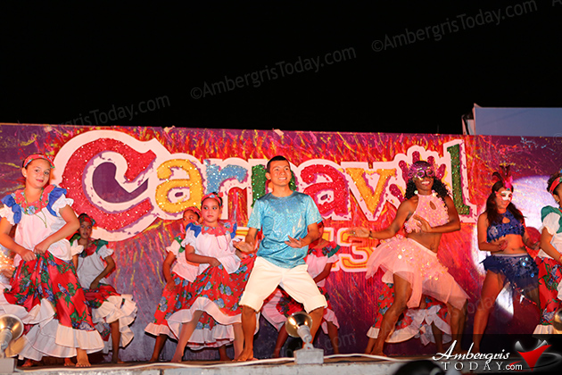 San Pedro Carnaval 2013 Celebrations Kick Off