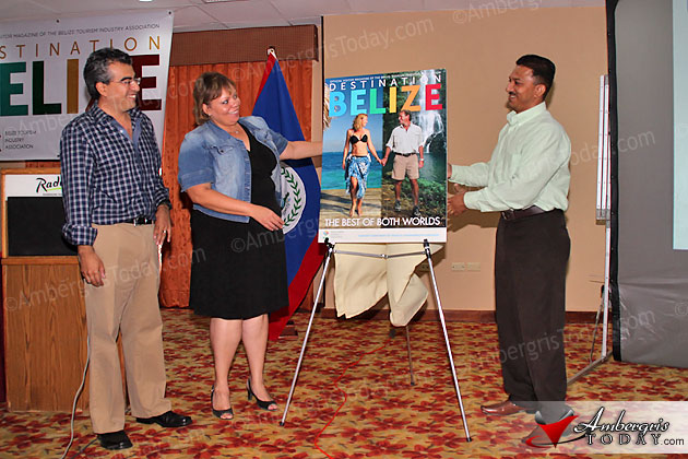 Destination Belize Magazine 2013 Showcases: The Best of Both Worlds