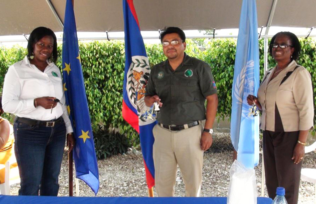 Enhancing Belize's Resilience to Adapt to the Effects of Climate Change