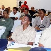 Belizeans Trained in Combating Illicit Trafficking Firearms, Ammunition and Explosives