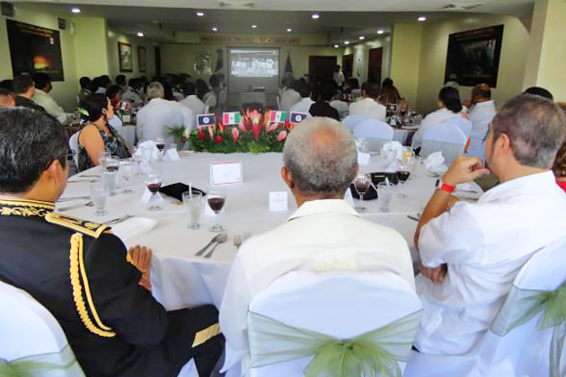 Mexican Army's 100th Anniversary Commemorated in Belize