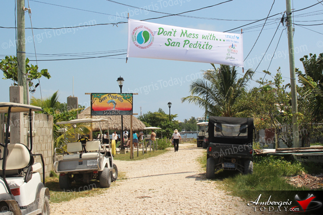 """""""Don't Mess with San Pedrito"""" Clean Up Campaign"""
