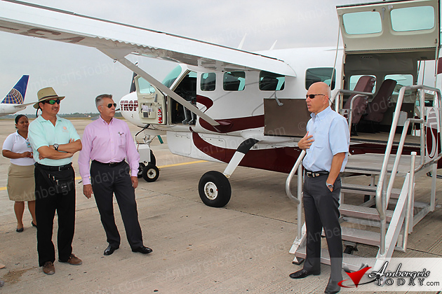 Tropic Air Bridges Airways Between Belize and Cancun, Mexico