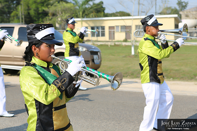 Isla Bonita All Star Band Shines at Belize Bandfest