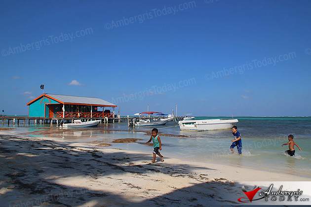 Easter Holiday and Spring Break in San Pedro, Belize