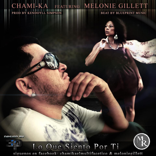 Chami-Ka & Melonie Gillett Shoot Exotic Music Video for Reggaeton Hit