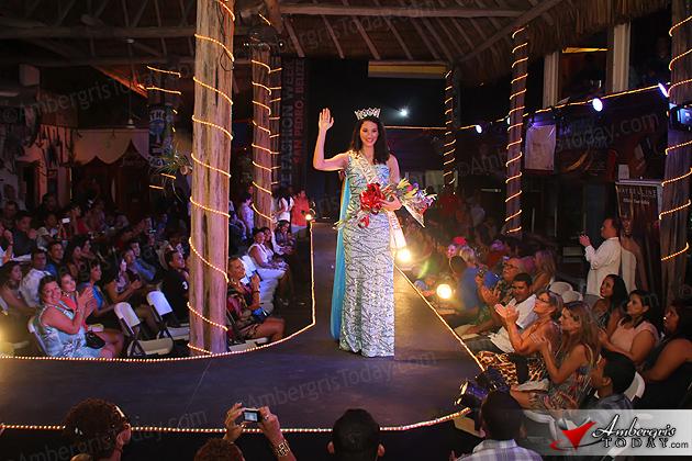 Panama's Karen Jordan Crowned New Miss Costa Maya 2012