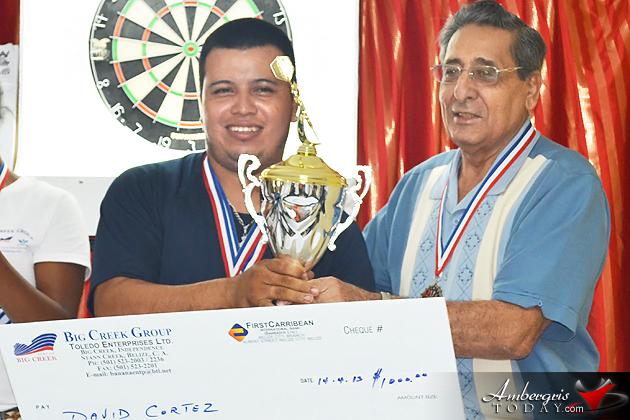 San Pedro Dart Team Wins Big Creek Dart Classic