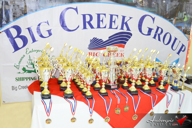 BIG CREEK GROUP ANNUAL DARTS CLASSIC