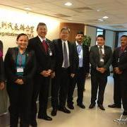 Mayor Daniel Guerrero on Working Visit to Taiwan
