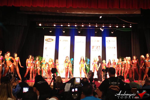 Two Belizean Women Excel in Bodybuilding Abroad