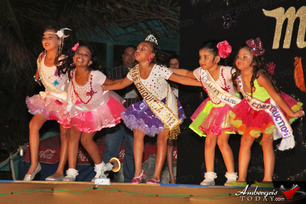 Zillah Flota is Miss Chiquitita 2013