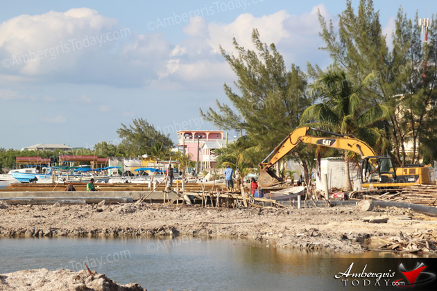 Navigational hazard Notice as Dredging Starts for Sunset Boardwalk Project