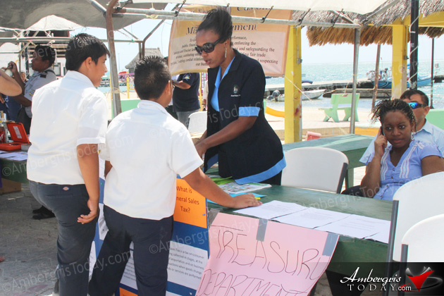 1st Ever Public Service Information Day Held In San Pedro