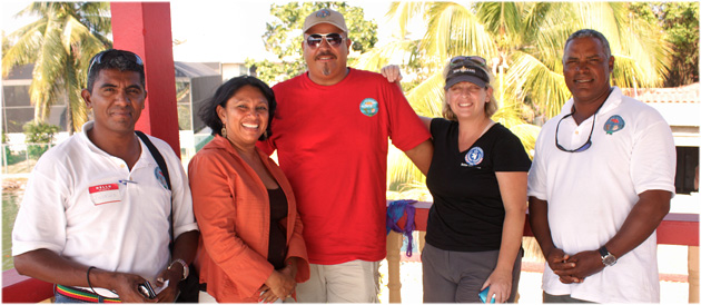 Oceana Belize Donates Trawler for Seaweed Project