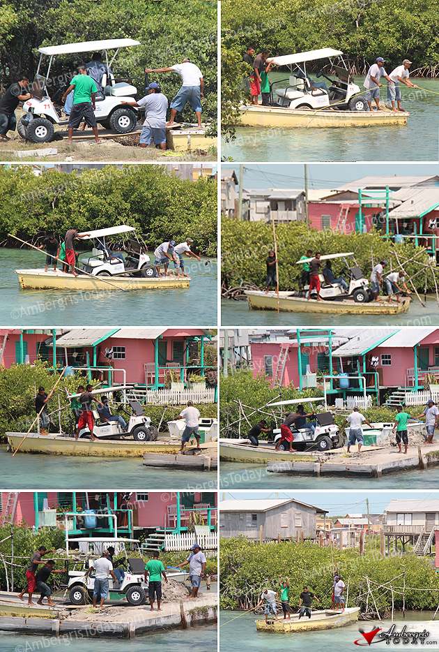 New Ferry Service at Boca del Rio While Bridge is Closed
