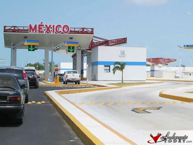 New Belize-Mexico Bi-national Border Bridge 'Chactemal' Opens