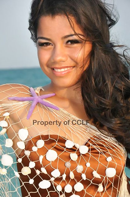 Meet the Miss Caye Caulker Lobster Fest 2013 Contestants