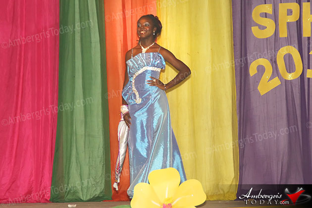 Chelsea Mu 241 Oz Is New Miss San Pedro High School Ambergris Today Breaking News Lates News In
