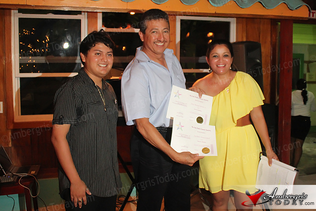 San Pedro Cancer Society Celebrates Third Anniversary with Awards Banquet