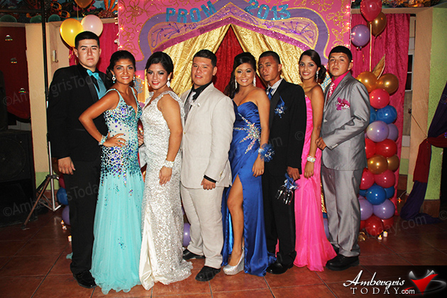 San Pedro High School Prom Night 2013