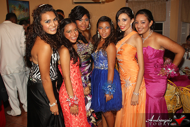 A Night In Dubai Themed Prom for San Pedro High