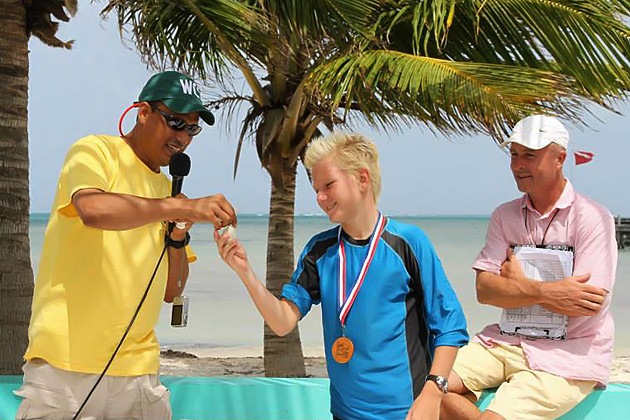 Ten Year Old Wins San Pedro Lobsterfest Regatta