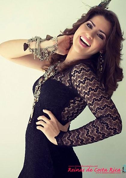 Miss Costa Rica Costa Maya - Andrea Rojas