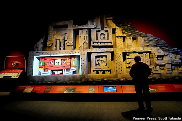 Belize Featured in Maya exhibit at Science Museum of Minnesota