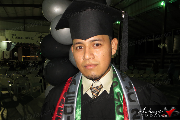 San Pedro Junior College Class of 2013 on High Honors