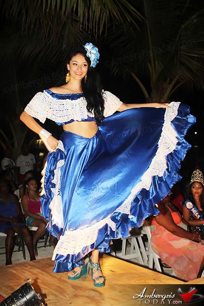 Ramon's Village Hosts Costa Maya Noche Tropical