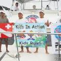 Kids in Action Summer Diving Program
