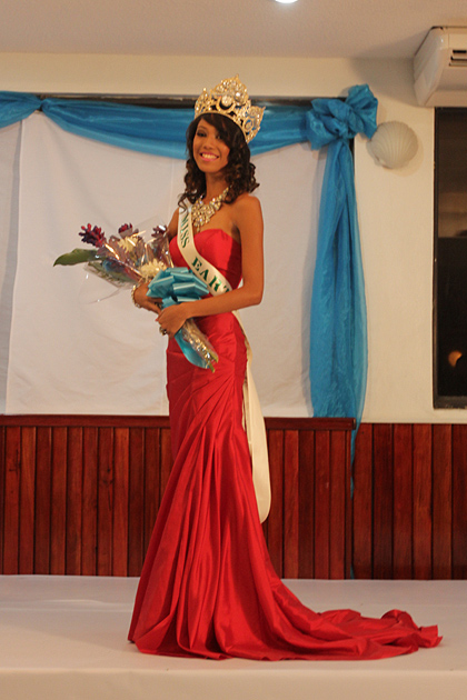 Amber Rivero is Miss Earth Belize 2013