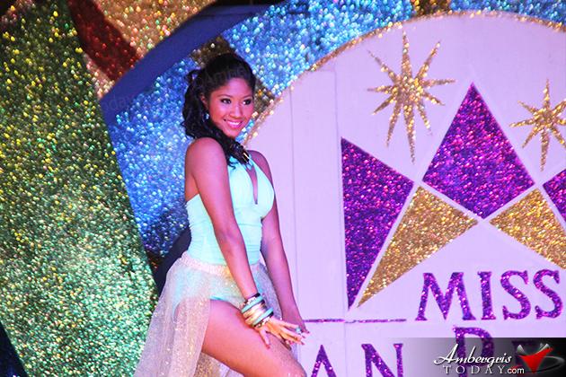 Miss San Pedro Pageant Flies Sky High