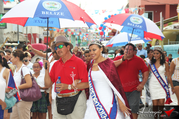 Miss San Pedro Crowned During September 10th Celebrations