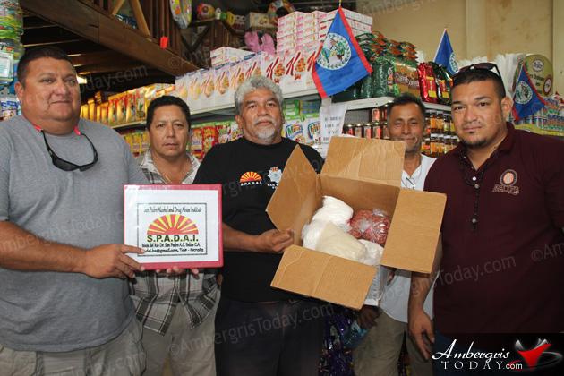 Island Team Works on Alcoholics Aid Program