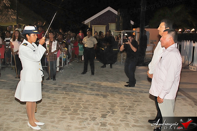 San Pedro Commemorates Belize's 32nd Independence