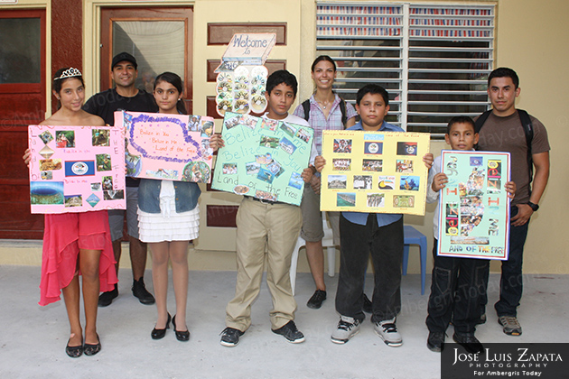 Poster Competion Winners of Standard VI